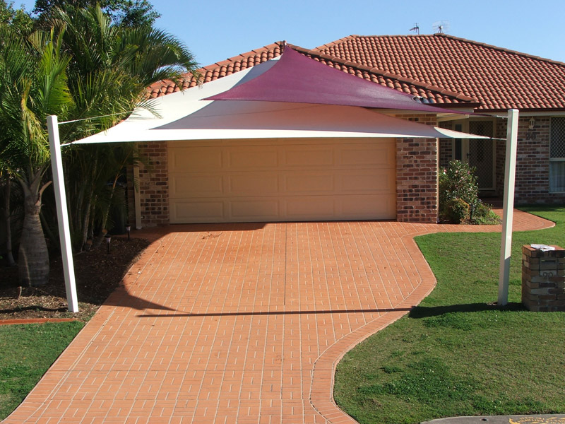Carports and Driveways