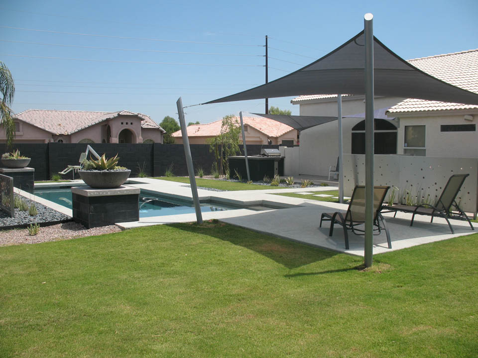 Exceptional Quality Shade Sail Installation Services. Installation Installation