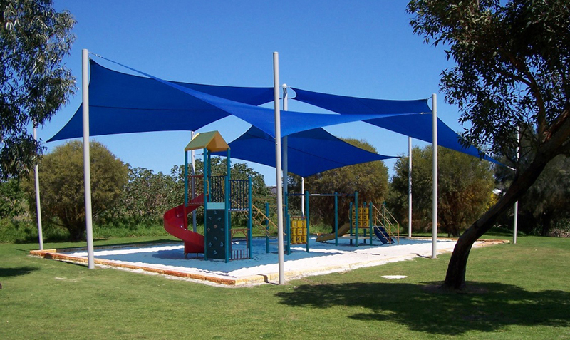 What's New: School Shade Sails